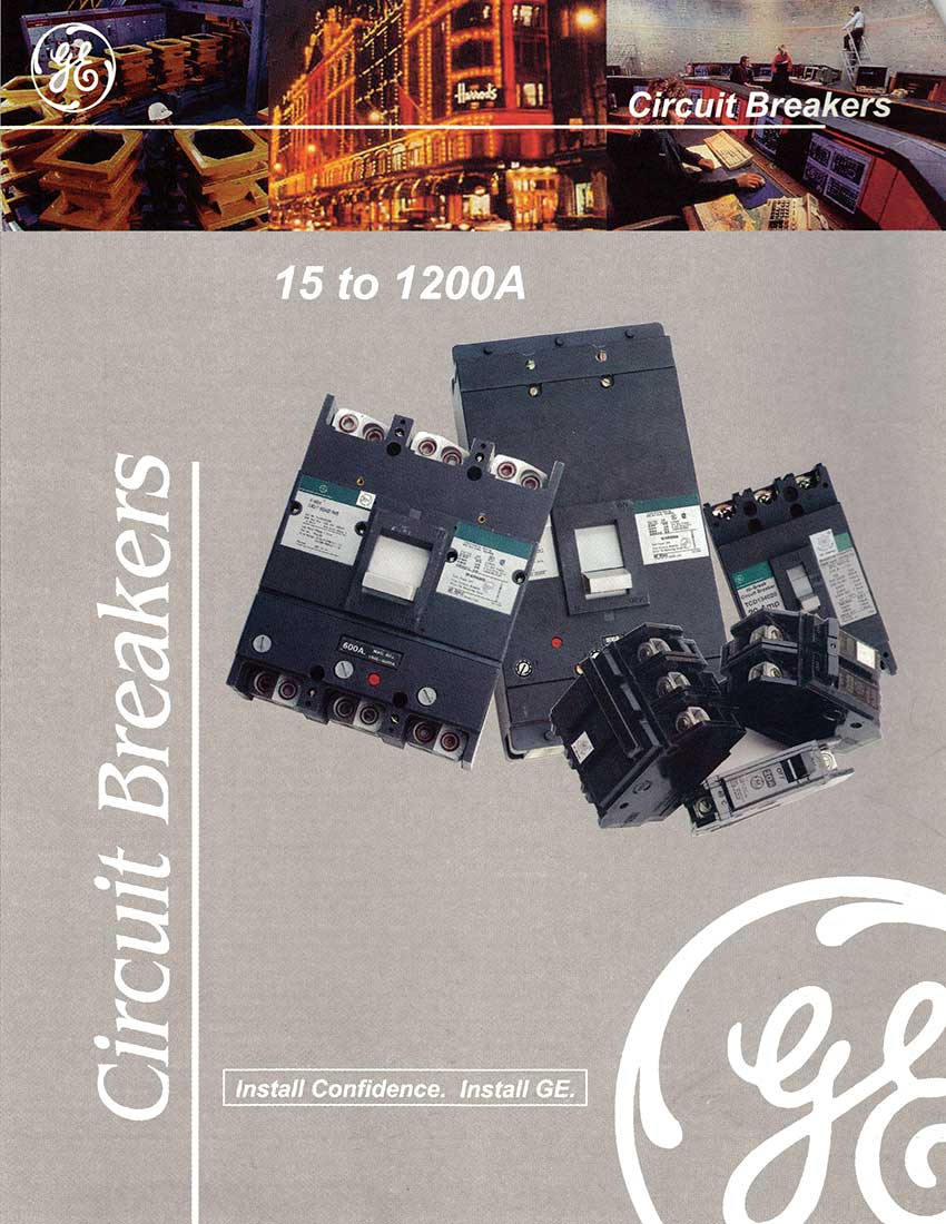 GE -Circuit Breakers